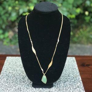 🆕 Elegant Chloe+Isabel Mint Medallion Necklace